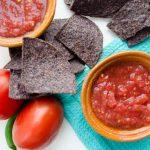 salsa casera en cinco minutos