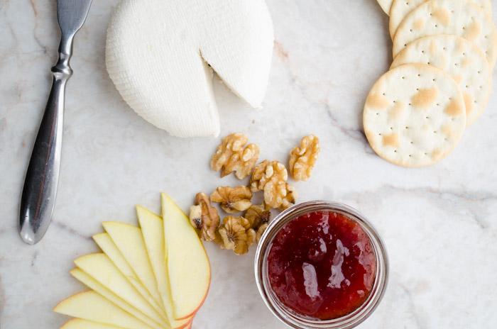 queso fresco de macadamia