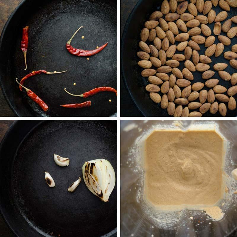 tacos de calabacita y frijoles negros