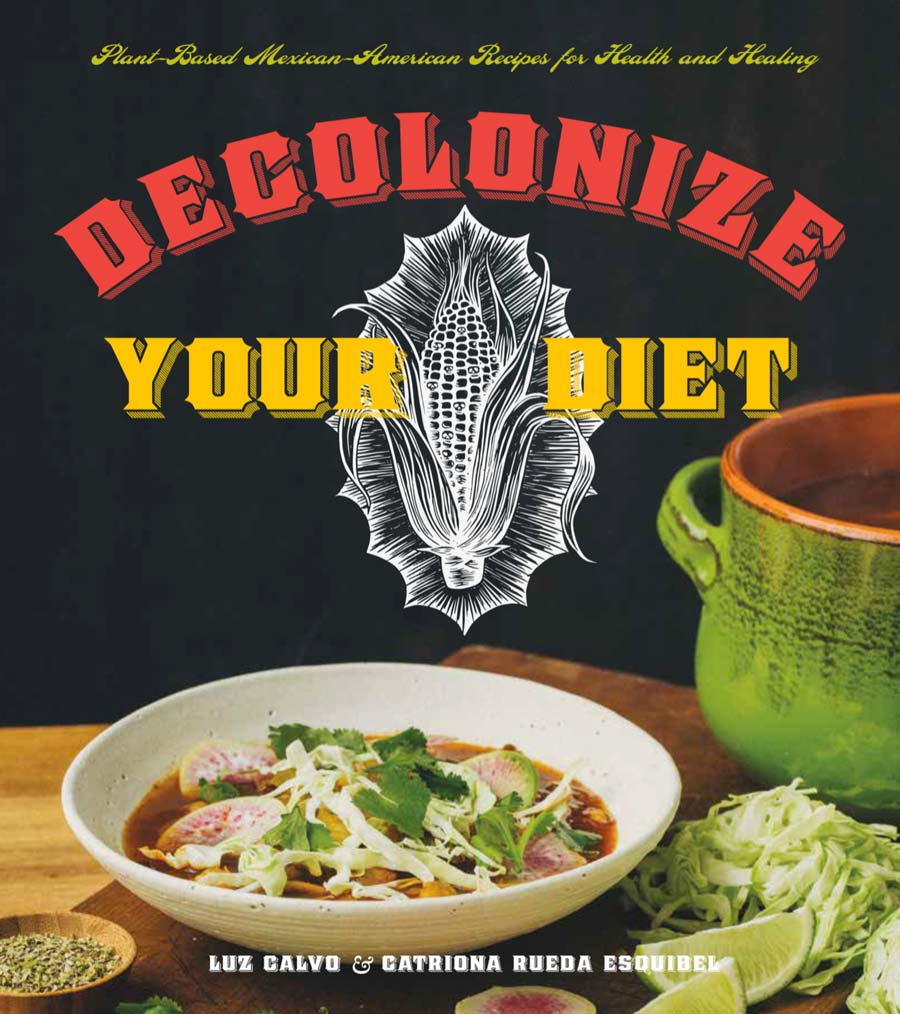 Pipián Rojo Vegano y Arroz – Decolonize Your Diet