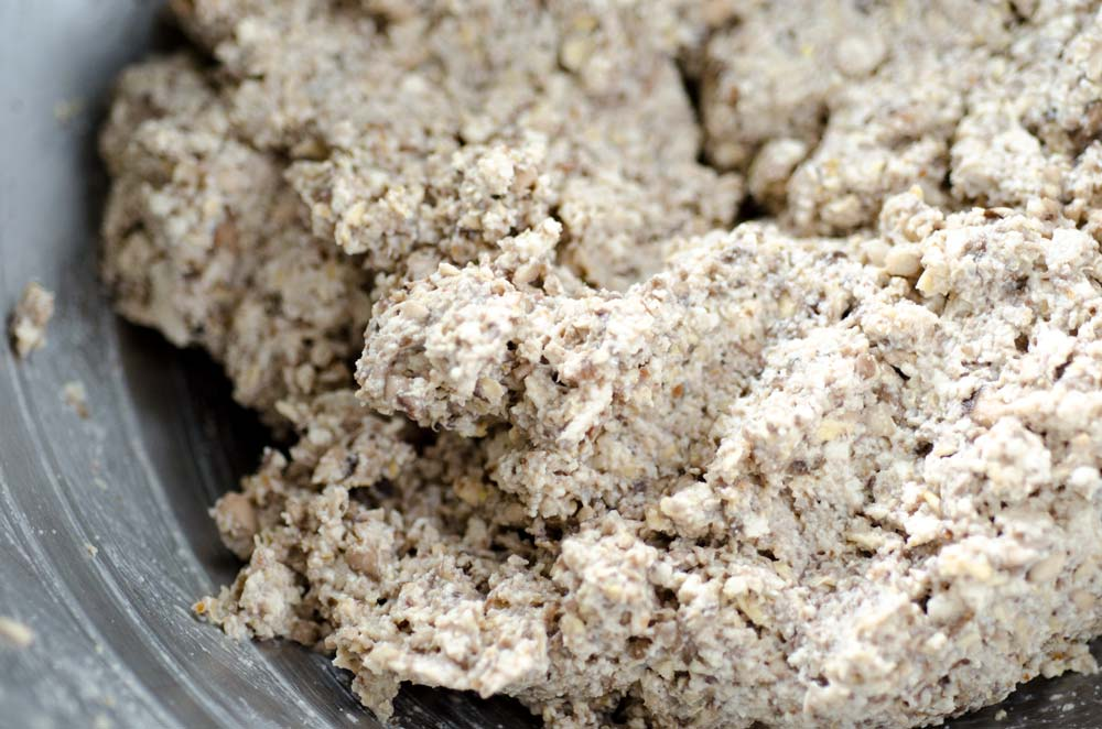 Albóndigas de Tofu en Salsa de Chipotle