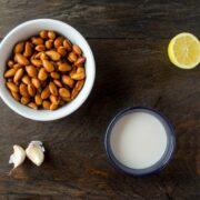 Haz tu crema vegana con pocos ingredientes y en 15 minutos