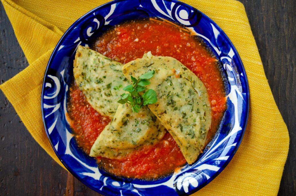 Salsa de tomate y habanero