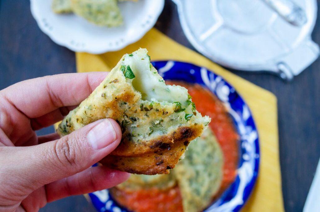 Empanadas yucatecas