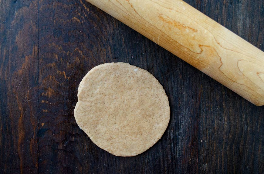 tortilla para empanada